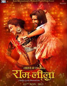 #Ramleela tickets are here. Grab ur tickets online today.. This film stars Ranveer Singh and Deepika Padukone in the lead roles. #Bollywood #movie
