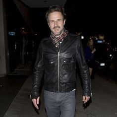 David Arquette is exhausted and hormonal