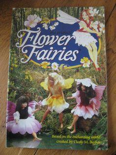 Vintage Hornby Flower Fairies Annual - Book l