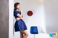 Taiwanese actress Ivy Chen