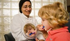 Our pediatric dentists provide oral health evaluation, education and intervention to children from birth to the age of 18.