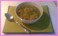 No gluten! Yes vegan!: Zuppa depurativa