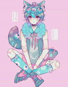 #TiểuNấm_QiQi #collector_vỉa_hè Character Inspiration, Character Art, Character Design, Anime Kawaii, Kawaii Art, Cute Anime Boy, Anime Boys, Manga Art, Anime Art