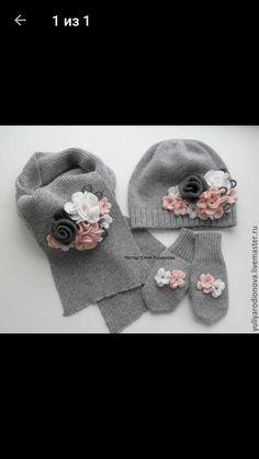 Crochet Kids Hats, Baby Hats Knitting, Easter Crochet, Crochet Girls, Crochet Beanie, Knitted Hats, Knit Crochet, Knitting Projects, Knitting Patterns