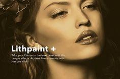 Lithpaint + Bonus Pictura HDR  by GOICHA on @creativemarket