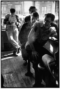Bruce Davidson -- Brooklyn Gang