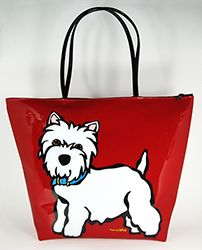 Dog days of Fall. New bags and journals. ALL DOG, ALL THE TIME. www.wendygee.com