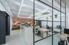 Office Black Gate by Lee Chang-yun and Kim Kyoungseo, Seoul – Korea » Retail…