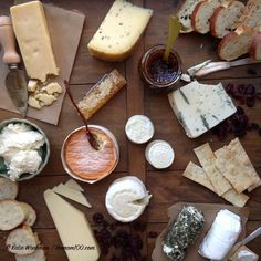 Best Cheeses for a Cheese Platter