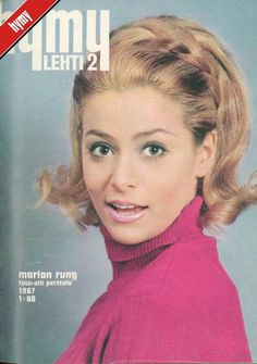 Marion Rung - Hymy cover 1967