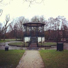 Amsterdam, Vondelpark Bandstand
