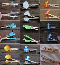 Easy Crafts For Kids - Kids - Crafts Easy Crafts For Kids, Summer Crafts, Cute Crafts, Toddler Crafts, Diy For Kids, Diy And Crafts, Arts And Crafts, Children Crafts, Cute Diy Projects