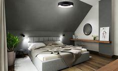 Dom z szarością | All-Design Projektowanie wnętrz Kraków, Projekty wnętrz, Architekt Agnieszka Lorenc