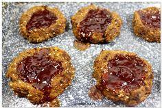 Bezglutenowe, bez cukru i bez mleka, śniadaniowe ciasteczka owsiane Kasi Gurbackiej
