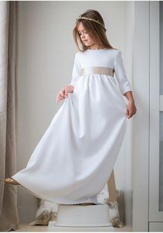 Vestido sarga