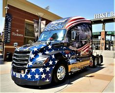 Honoring ALL who have served and are serving Show Trucks, Big Rig Trucks, Old Trucks, Pickup Trucks, Semi Trailer Truck, Truck Camper, Classic Tractor, Classic Trucks, Classic Cars
