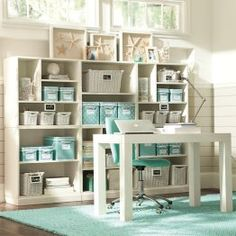Study Room Ideas  Desk Inspiration | PBteen