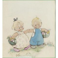 Illustration de Mabel Lucie Attwell