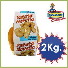 Dalla polpa tenera e la buccia sottile. Ottime in padella e arrosto. Conf. da kg.2 a soli € 1,89!!