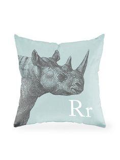 Checkerboard brand pillow -- love!
