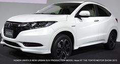 Honda Vezel urban SUV 1.5l will take on Ford Ecosport, no diesel yet Read more at http://www.rushlane.com/honda-vezel-ford-ecosport-petrol-1296450.html#D6jMw4vbhXGjmlO3.99