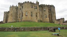 Alnwick Castle (Harry Potter)