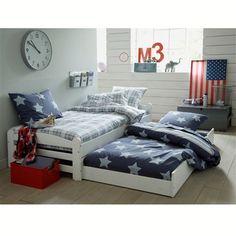 How I'd like the boy's room. Americana