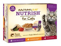 RECALL - Nutrish Wet Cat Food Varieties Voluntarily Recalled for Elevated Vitamin D Levels | petMD