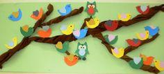 Art Activities, Spring Crafts, Back To School, Kindergarten, Blog, Kids, Bulletin Boards, Stage, Inspirational
