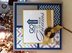 Stampin' Up word play