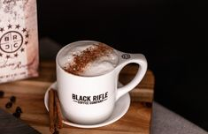 What are you drinking this morning? Black Rifle Coffee Company, My Bar, Coffee Recipes, Good Company, Brewing, Drinking, Bakery, Friday, Tea