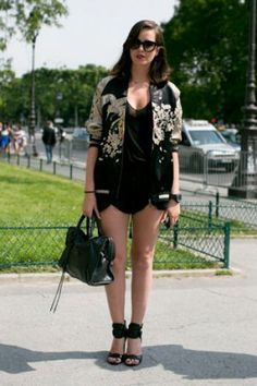 Street looks défilés haute couture : tokyoïte