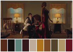 Movie Color Palette, Colour Pallette, Cinema Colours, Mood And Tone, Color Grading, Color Harmony, Color Of Life, Color Theory, Artist Painting