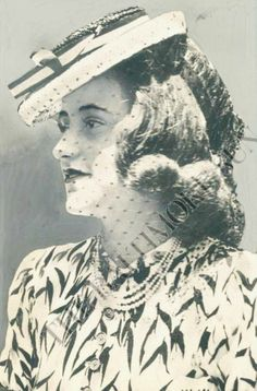 Mrs~~Kathleen Agnes (Kennedy) Cavendish, Marchioness of Hartington (February 20, 1920 – May 13, 1948) was an American socialite. She was the fourth child and second daughter of Joseph P. Kennedy, Sr. (1888–1969) and Rose Fitzgerald (1890–1995). She was a sister of future U.S. President John F. Kennedy (1917–1963) and widow of politician William J. R. Cavendish (1917–1944).❤❁❤❁❤❁❤❁❤❁❤ http://en.wikipedia.org/wiki/Kathleen_Cavendish,_Marchioness_of_Hartington