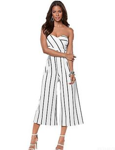 b18e0be9009 Sexy women summer jumpsuit Striped Print Casual backless rompers Off  Shoulder jumpsuit 2017 Strapless bodycon Loose Bodysuits