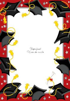 Austin, You Are One Smart Cookie! Love you, Mamie Kindergarten Graduation, Graduation Cards, Graduation Invitations, Orla Infantil, Diy And Crafts, Crafts For Kids, School Clipart, Birthday Frames, Borders And Frames