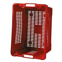 Prepravka ICS M402000 • 40 lit, 56x35x31 cm, perforovaná, červená Oasis, Magazine Rack, Storage, Furniture, Home Decor, Homemade Home Decor, Larger, Home Furnishings, Decoration Home