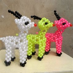 Enter our shop to select any beadwork animal lower than USD10.00,we send it to the first 10 customer as the gift,IT'S FREE.Email us via ebay for more detailed information http://stores.ebay.com/happysale118/Beaded-weaving-beadwork-/_i.html?_fsub=12749716012&_sid=1294198582&_trksid=p4634.c0.m322