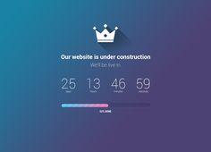 96 Best Under Construction Webpage Design Images Website Designs