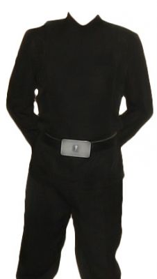 STAR WARS COSTUMES: : Star Wars Imperial Officer Costume - Black $139.48 Star Wars Halloween Costumes, Jedi Robe, Imperial Officer, Star Wars Celebration, Fancy Dress Accessories, For Stars, Cosplay Costumes, All Star, San Diego