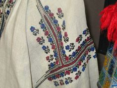 FolkCostume&Embroidery: Search results for boiko Folk Costume, Costumes, Hmong People, Embroidery On Clothes, Ukraine, Bridal Dresses, Embroidery Designs, Men's Shirts, Sewing