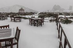 El granizo y la nieve en Tenerife. Bibliociencia 19/02/2016