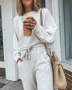 Hi ladies! Hope you all had a great weekend! How are you guys doing? I have been getting a lot of requests for loungewear looks. This is becoming everyones new normal to stay in comfy outfits… Lazy Day Outfits, Chill Outfits, Simple Outfits, Trendy Outfits, Cute Outfits, Fashion Outfits, Modest Outfits, Skirt Outfits, Modest Fashion
