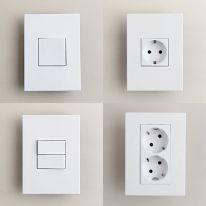 Wall Plug, Kitchen Storage, Storage Organization, Plugs, Puzzle, House, Home Decor, Phone Cases, Houses