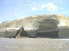 El Parque Nacional Monte León constituye una muestra representativa de la biodiversidad costera patagónica.   Argentina Live