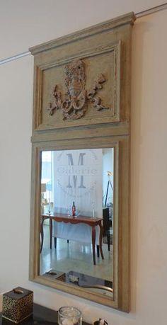 Antique Mirror #antique #mirror #gold #wood #decor #vintage ...