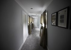 Long Hallway, Mirror, Furniture, Home Decor, Homemade Home Decor, Mirrors, Home Furnishings, Interior Design, Home Interiors