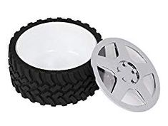 The best gift ideas for mechanics! Give a mechanic something they'll love for their birthday or Christmas with these unique gifts. Buy Tires, Mechanic Gifts, Ice Cream Bowl, Plastic Bowls, Bowl Designs, Wet Wipe, Wrench Set, Dog Bowls, Serving Bowls