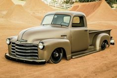 Heath Pinter's Rescued Custom Classic 1950 Chevy 3100