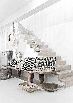 We love - de concept store Couleur Locale in Knokke en een Antwerps restaurant ontworpen door Piet Boon. #InteriorDesign